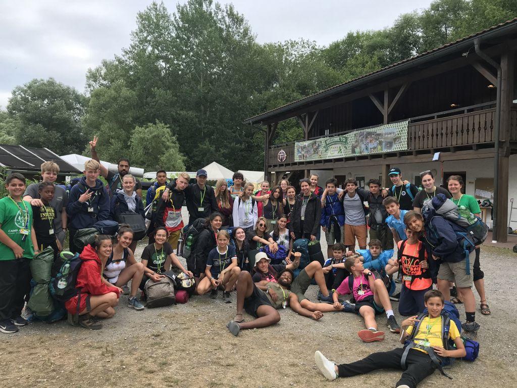Germany Adventure Camp Bayerischer Wald